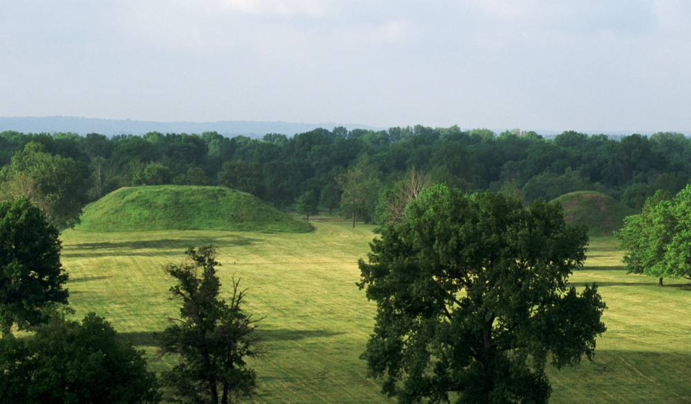 Cahokia Mounds State Historic Site, UNESCo site in the US