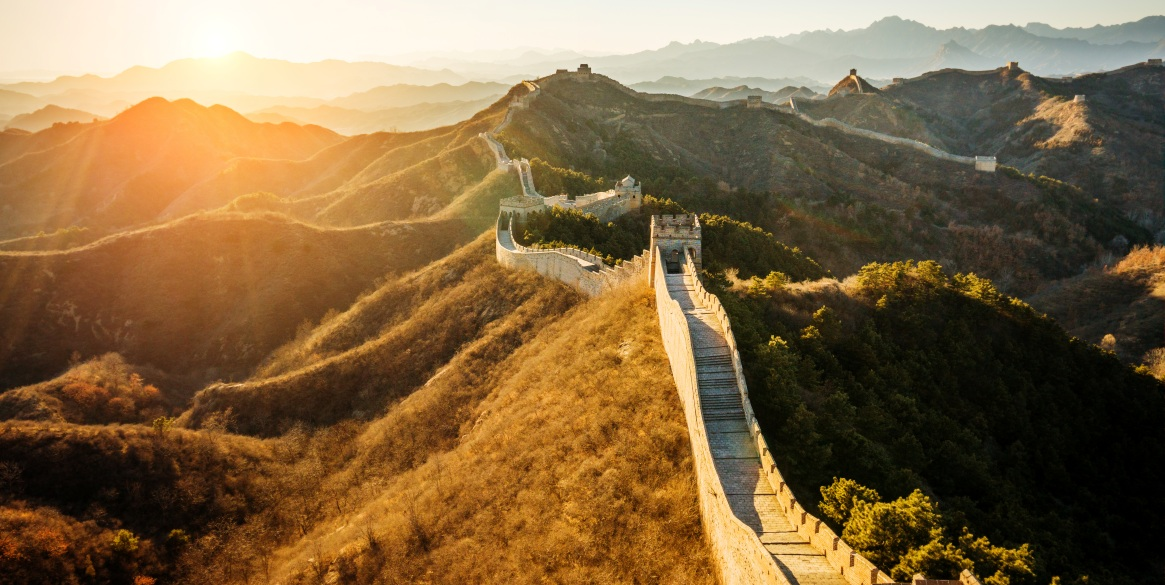 Great Wall of China, endangered travel destination