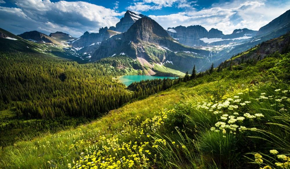 Grinnell Glacier Trail, endangered travel destination