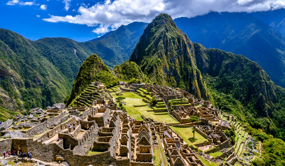 Ruins of Machu Picchu, Inca Trail, Andes, Peru, ultimate travel bucket list
