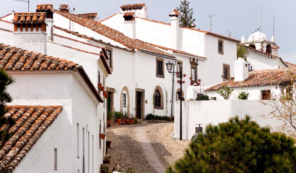 Marvão is a touristic town in Alentejo, Portugal, hidden travel gems
