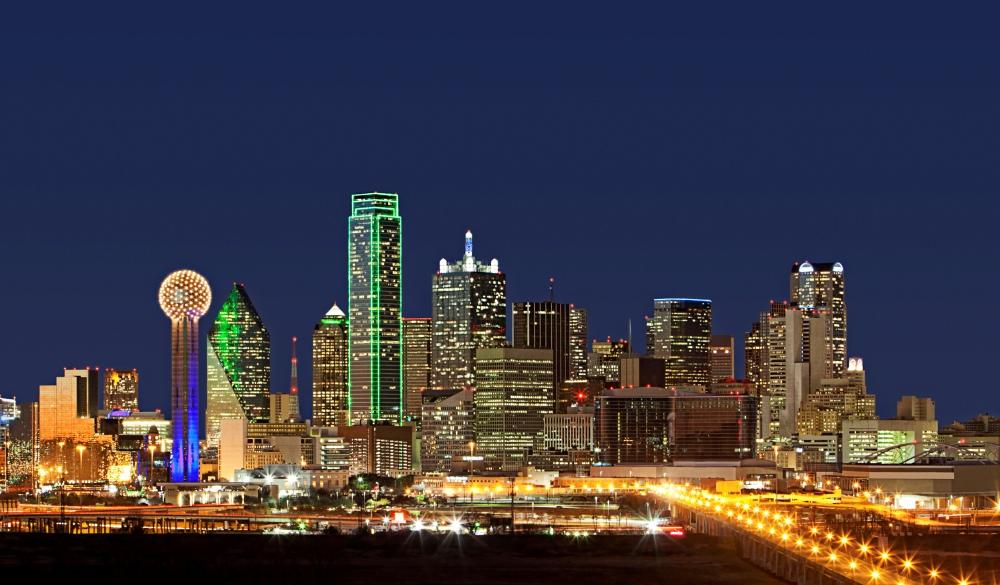 Skyline - Dallas, Texas