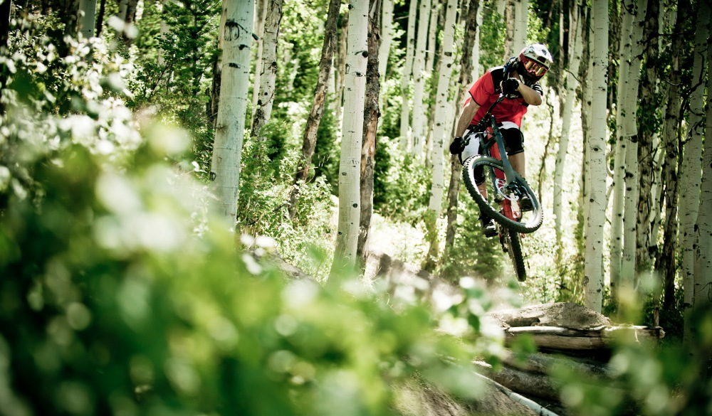 mountain biking in Utah, best mountain bike trail