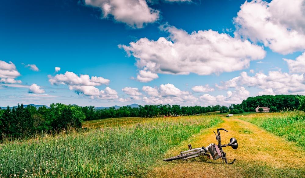 Mountain Biking in Vermont, bike trails