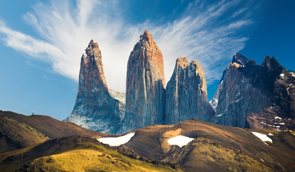 Torres del Paine National Park, ultimate travel bucket list