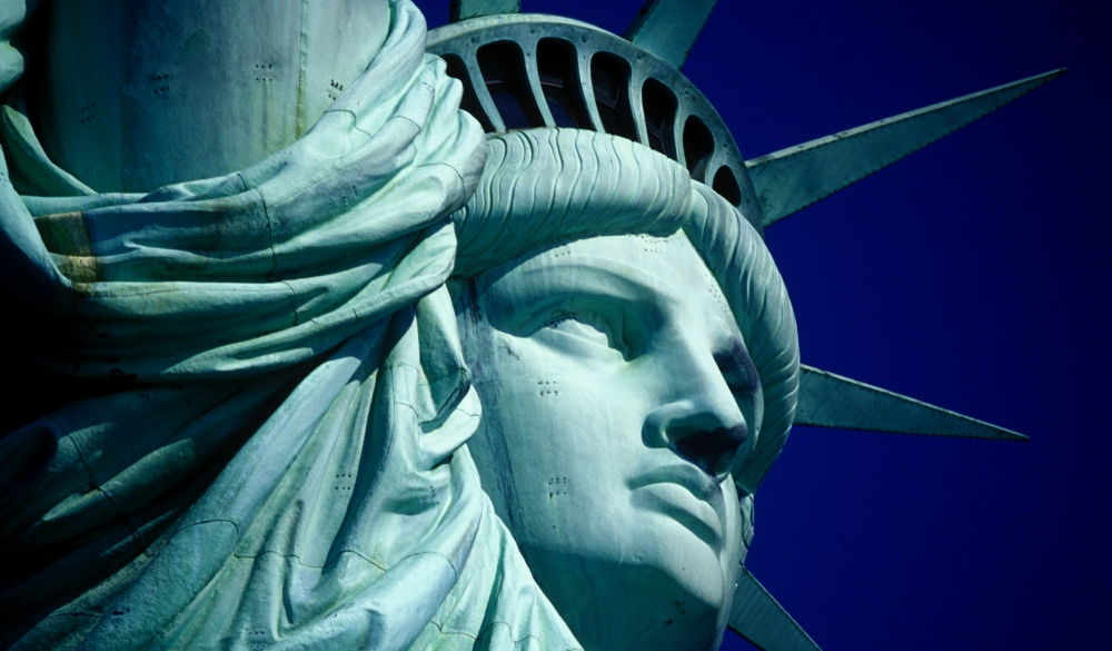 Statue Of Liberty, UNESCo site in the US