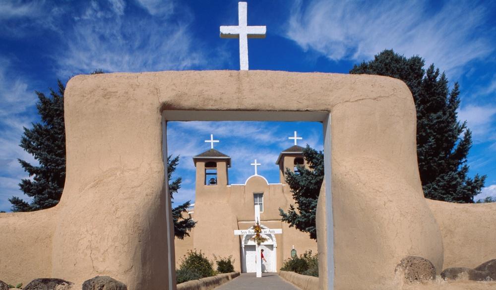 Taos - San Francisco de Asis Church