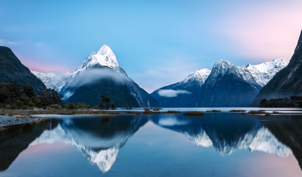 Milford Sound, Fiordland National Park, south island road trip destination