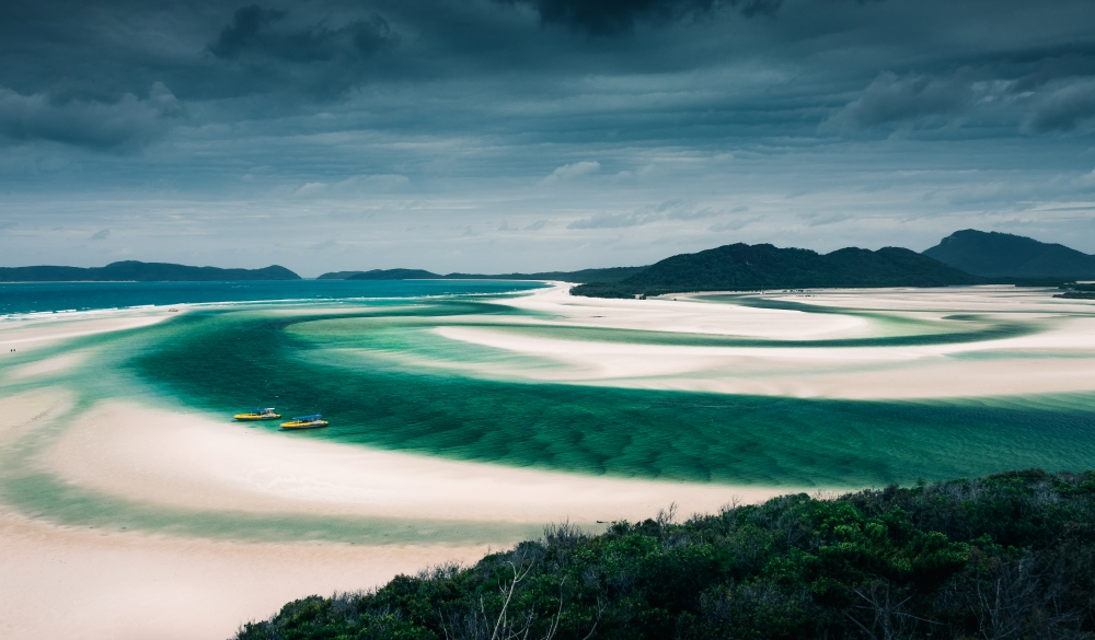 Whitehaven Beach, Whitsundays, Queensland, travel bucket list