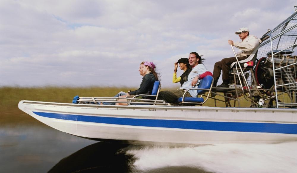 Everglades Safari Park, UNESCO site in the US