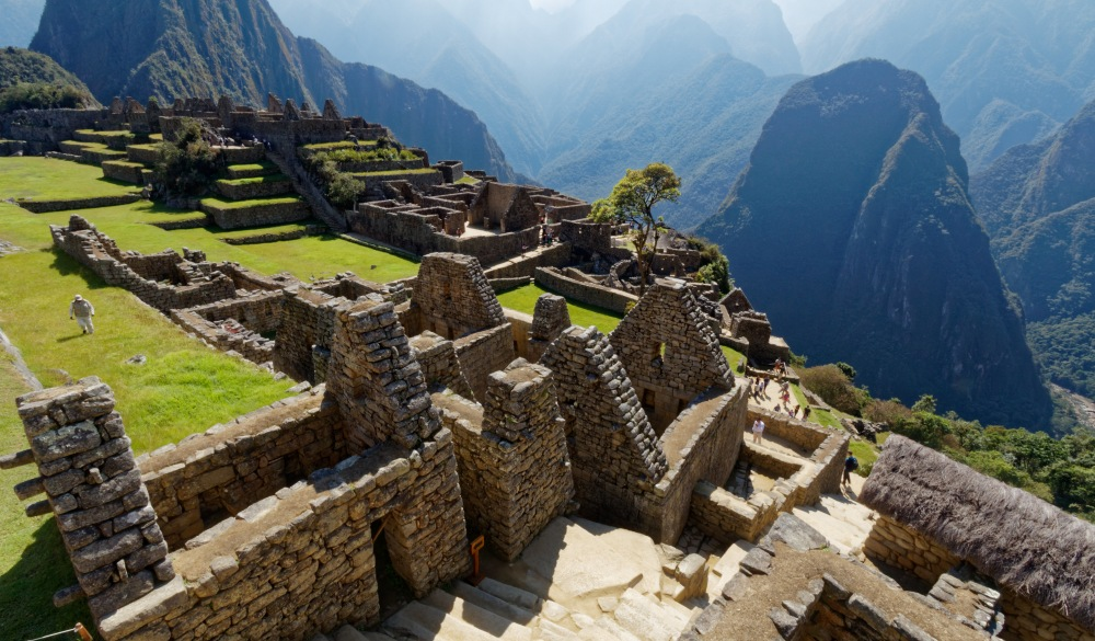 Steps At Huayna Picchu, ultimate travel destination