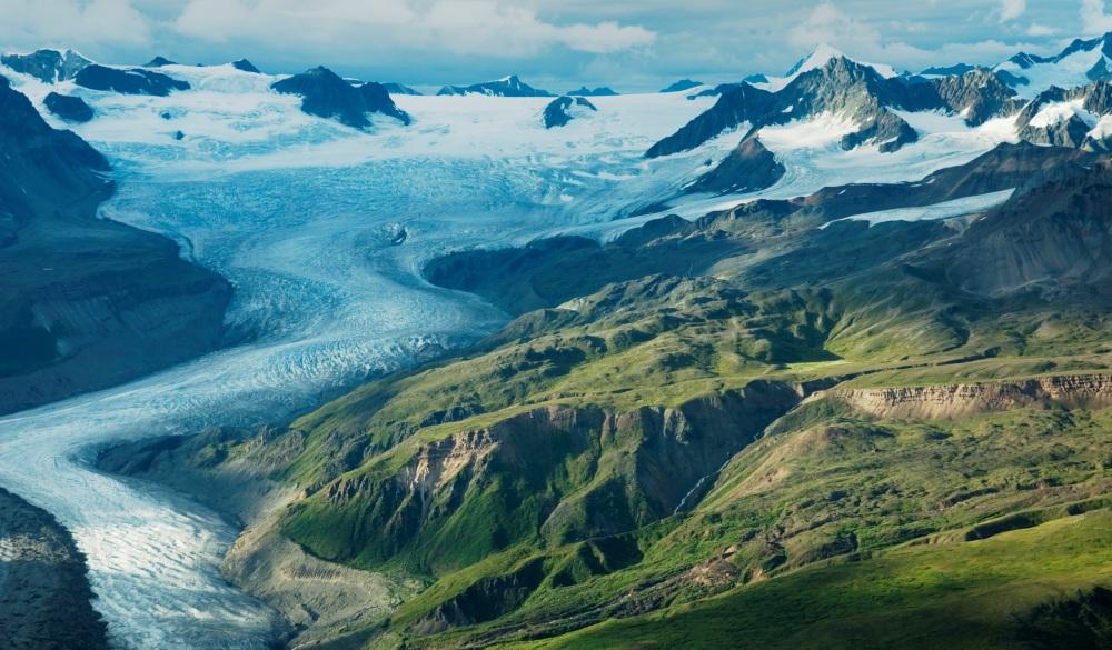 Wrangell-St. Elias National Park Alaska