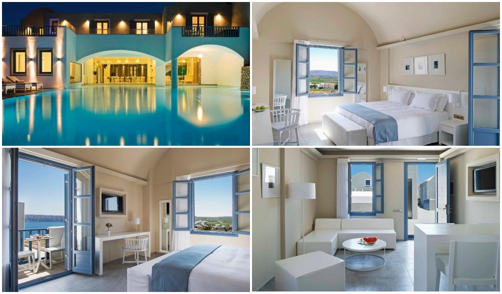 Acroterra Rosa, santorini hotel
