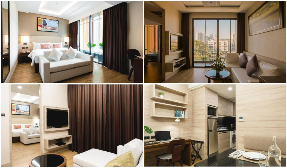 Adelphi Forty-Nine, stay in Bangkok