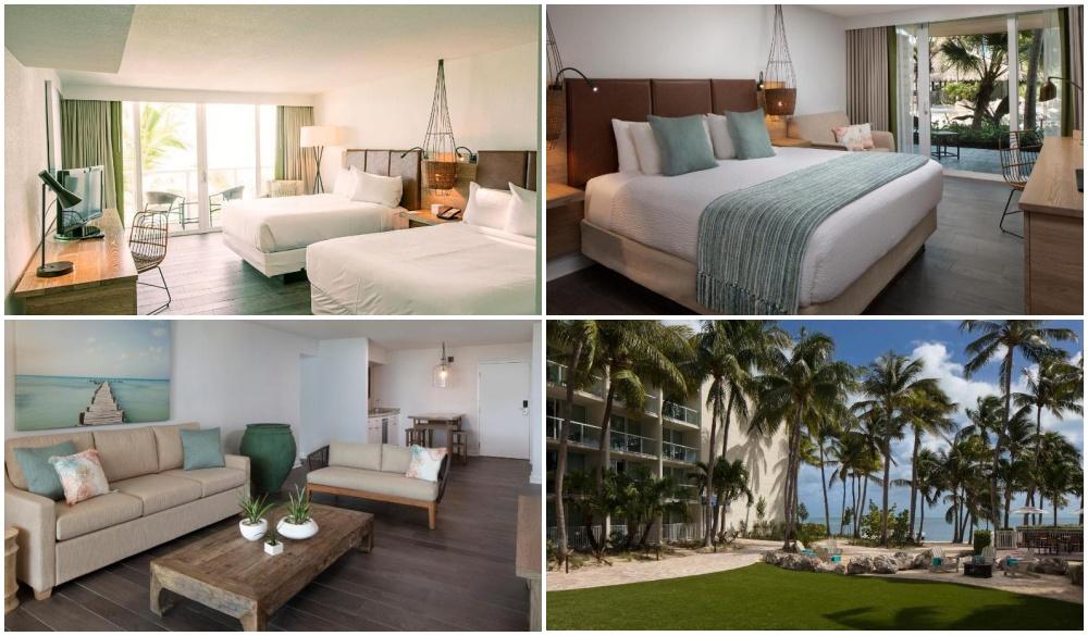 Amara Cay Resort, hotel for Florida Keys road trip