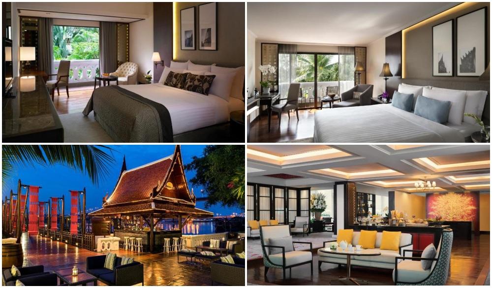 Anantara Riverside Bangkok Resort, stay in bangkok