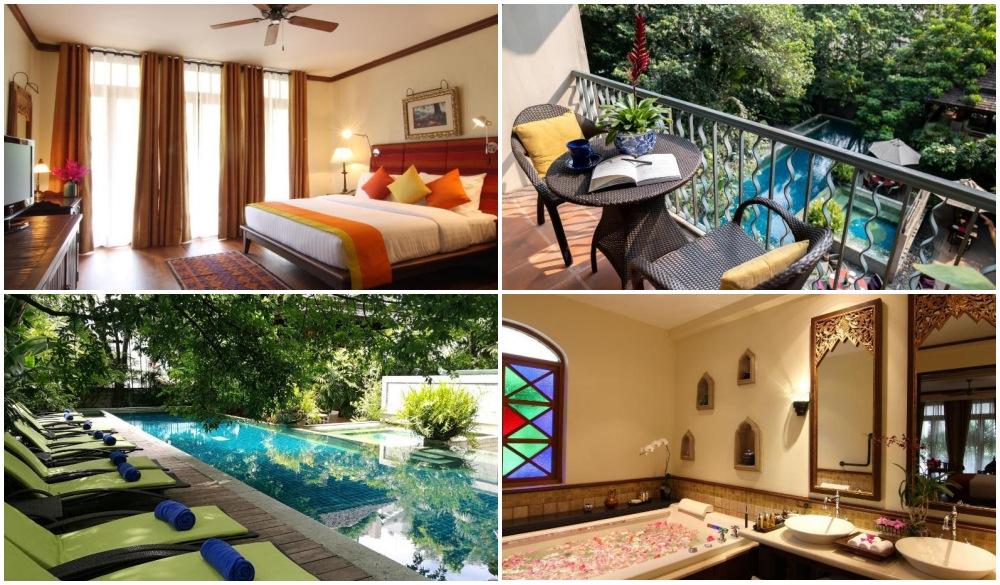 AriyasomVilla Hotel, stay in Bangkok