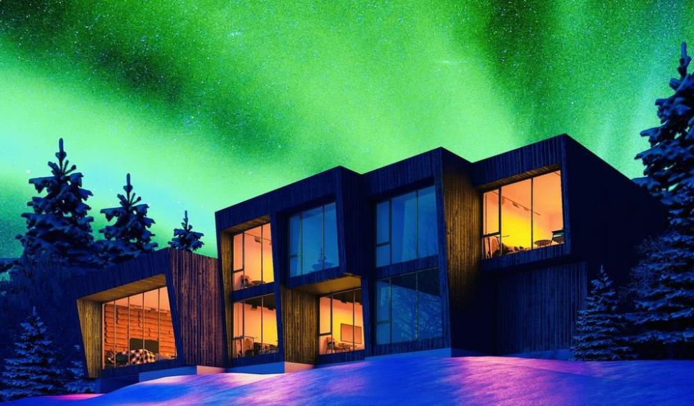 Aurora Villa, best hotel in Alaska