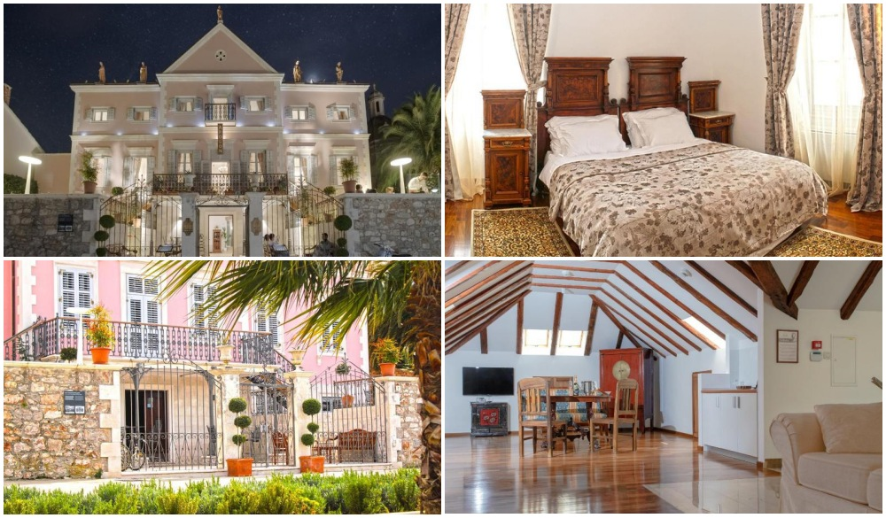 B&B Heritage Villa Apolon, hotel in a small-town gems in europe