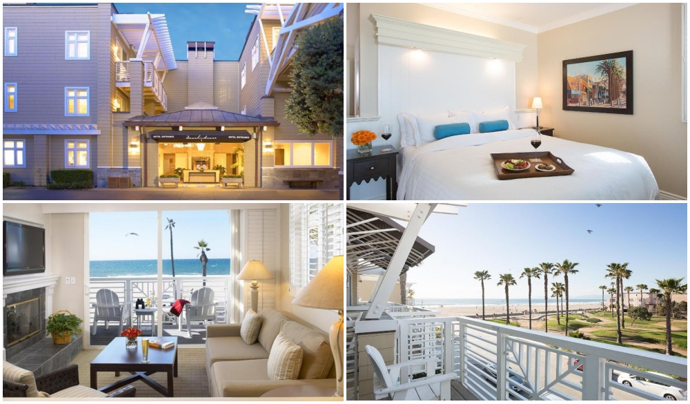 Beach House Hotel, Hermosa Beach, seaside hotel