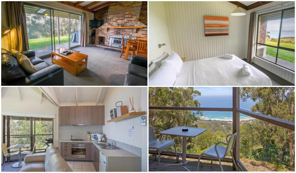 Beacon Point Ocean View Villas, great ocean road accommodation