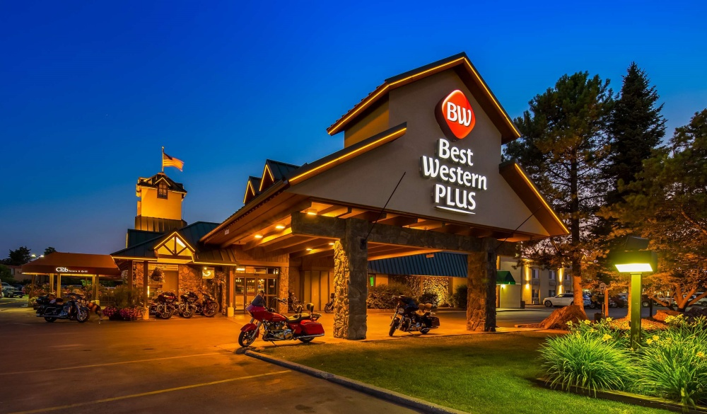 Best Western Plus Grantree Inn, hotel for a nature travel destinations