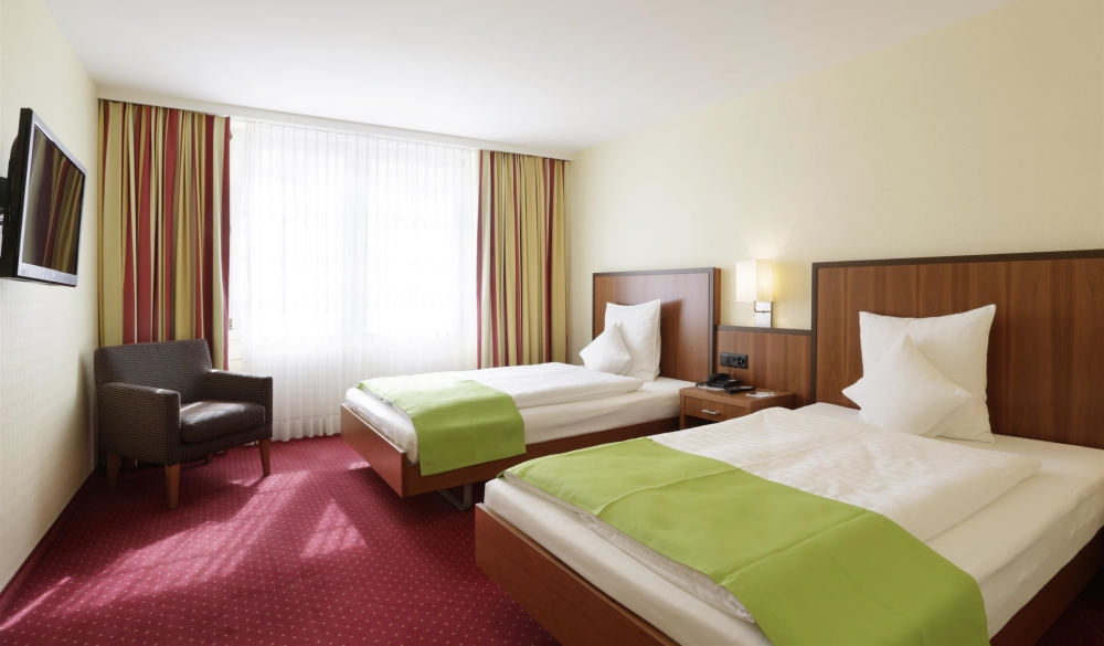 Best Western Plus Hotel Bahnhof, hotel to stay when you visit switzerland