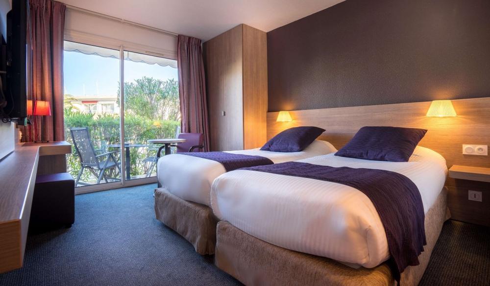 Best Western Plus Hotel La Marina, hotel when you go on french riviera road trip