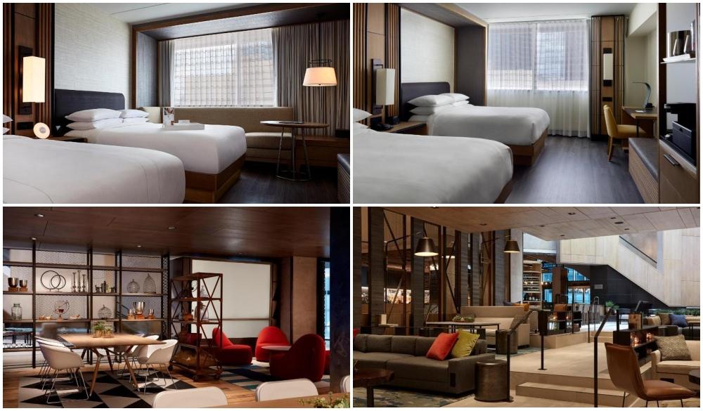 Charlotte Marriott City Center – Charlotte, USA, hi-tech hotels