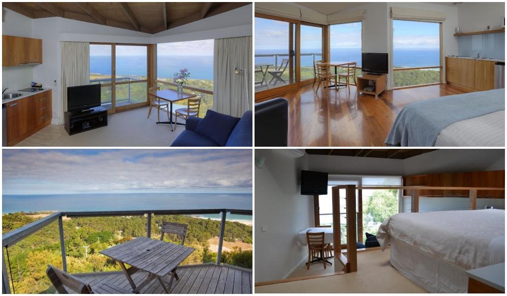 Chris's Beacon Point Restaurant & Villas, great ocean road accommodation