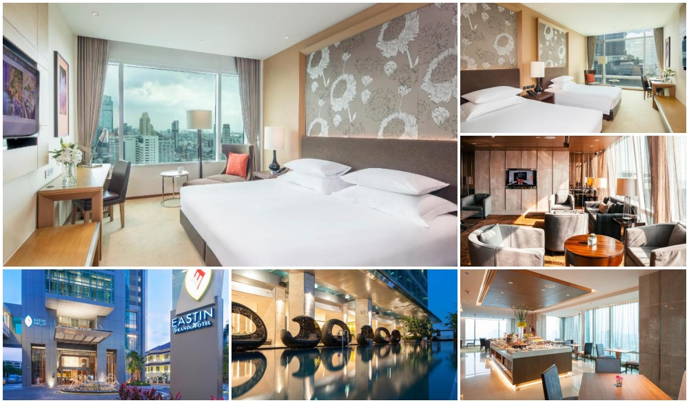 Eastin Grand Hotel Sathorn, stay in bangkok