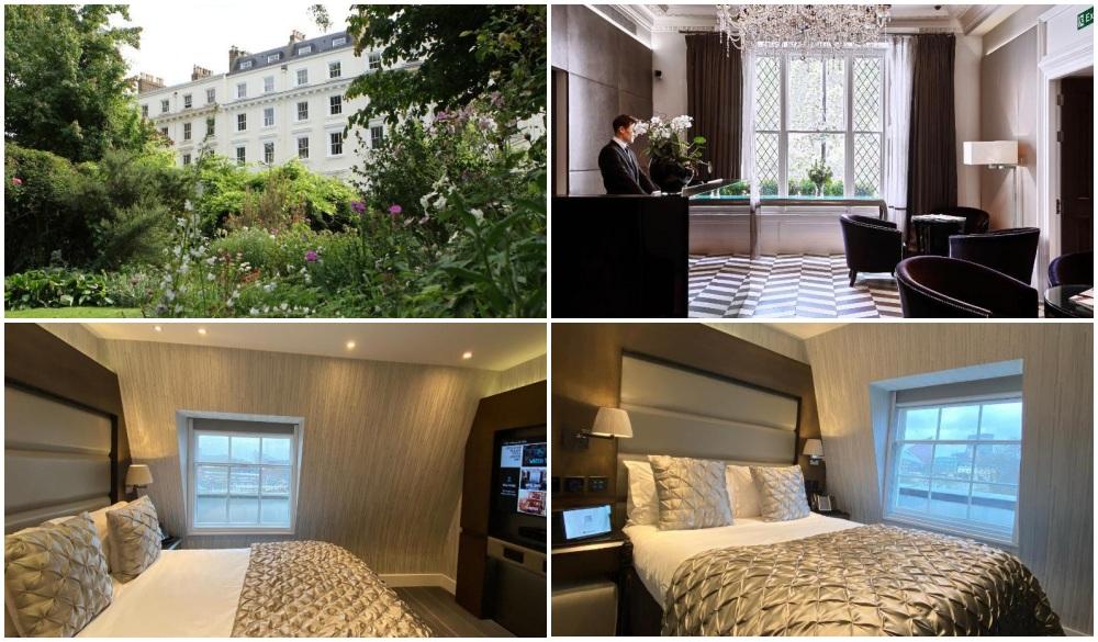 Eccleston Square Hotel – England, hi-tech