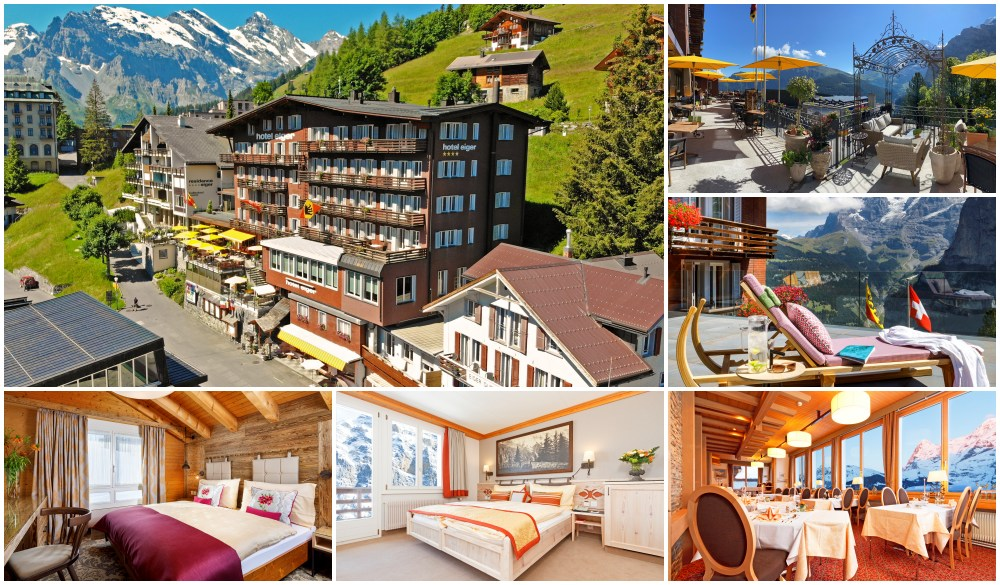 Eiger Mürren Swiss Quality Hotel, best hotel to stay when you visit Switzerland