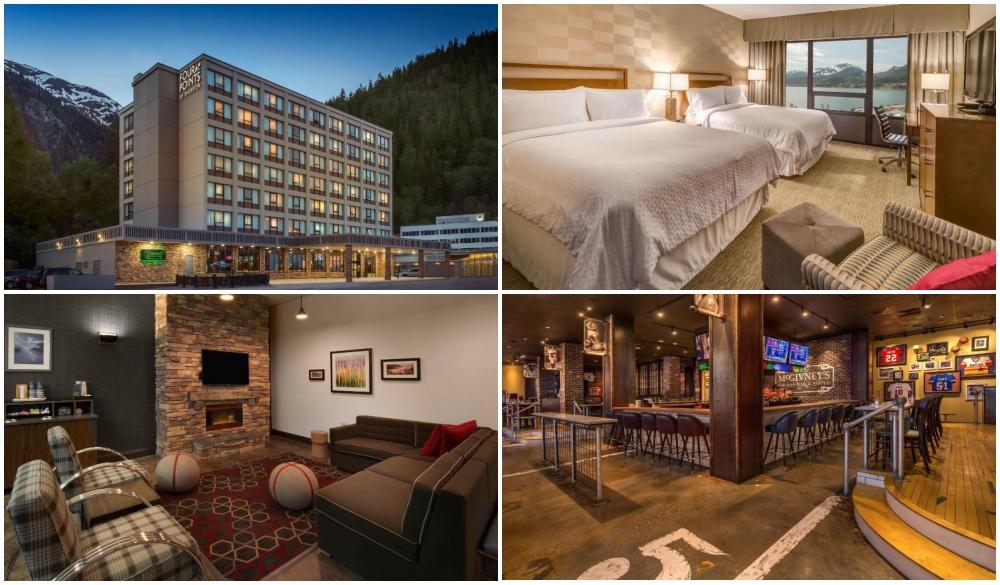 Four Points by Sheraton Juneau, best hotel in Alaska