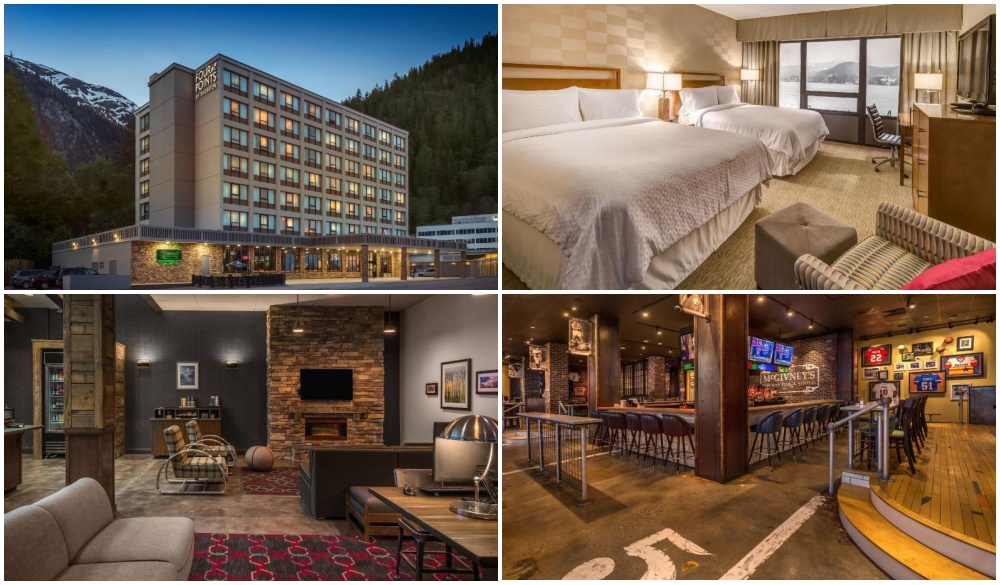 Four Points by Sheraton Juneau, nature travel destinations hotel