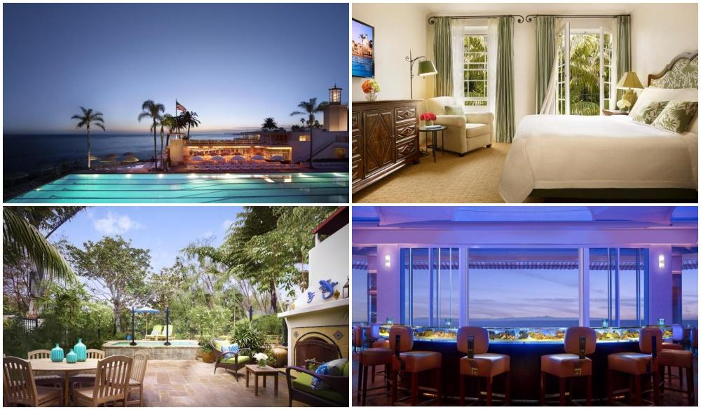 Four Seasons Resort, the Biltmore, Santa Barbara, southern California's seaside hotel