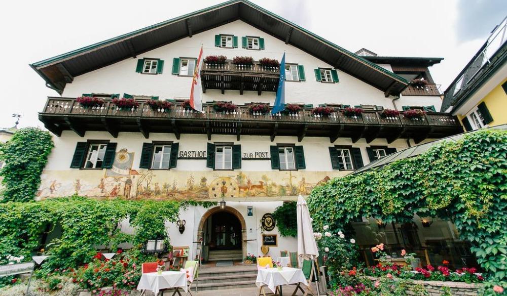 Gasthof Zur Post, hotel for road trips in austria