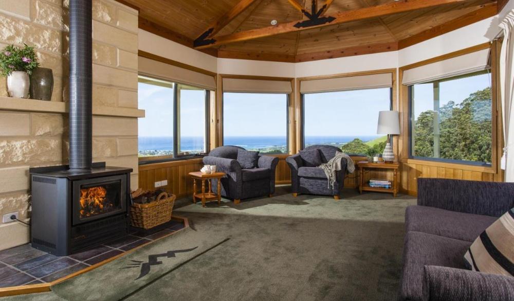 Glenoe Cottages, great ocean road accommodation