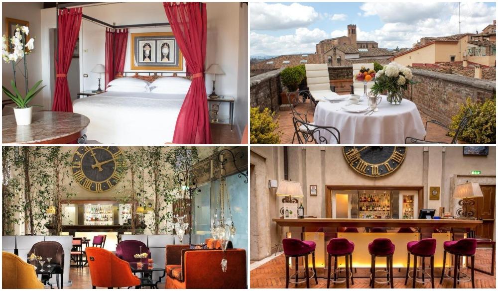 Grand Hotel Continental Siena - Starhotels Collezione, hotel for your Italian road trip