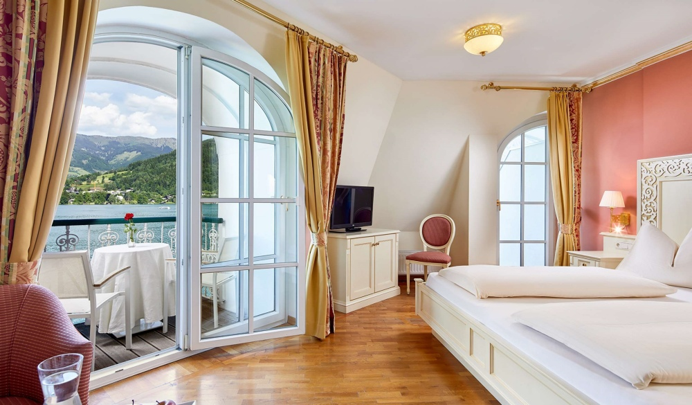 Grand Hotel Zell Am See, hot for road trips in austria