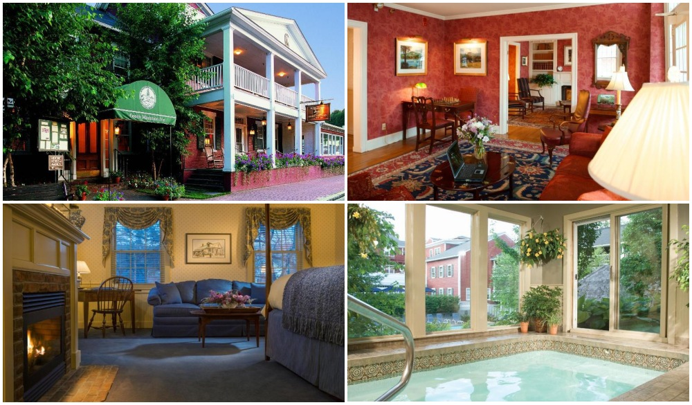 Green Mountain Inn, budget hotels in vermont