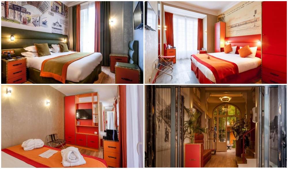 Hôtel Nice Excelsior, hotel when you go on french riviera road trip
