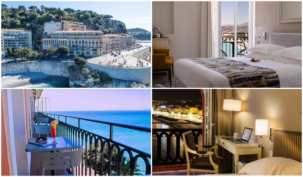 Hôtel Suisse, hotel when you go on french riviera road trip