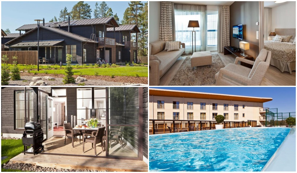 Holiday Club Saimaa, best hotel for europe's lake getaways