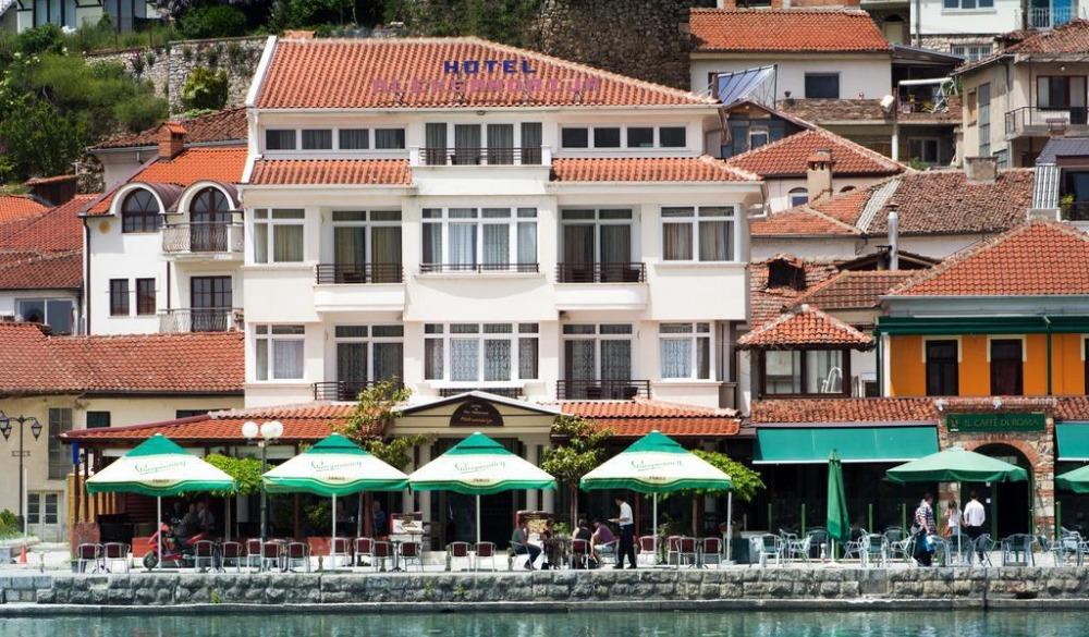 Hotel Aleksandrija Ohrid, best hotel for europe's lake getaways