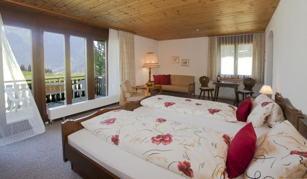 Hotel Arvenbüel, best hotel when you visit Switzerland