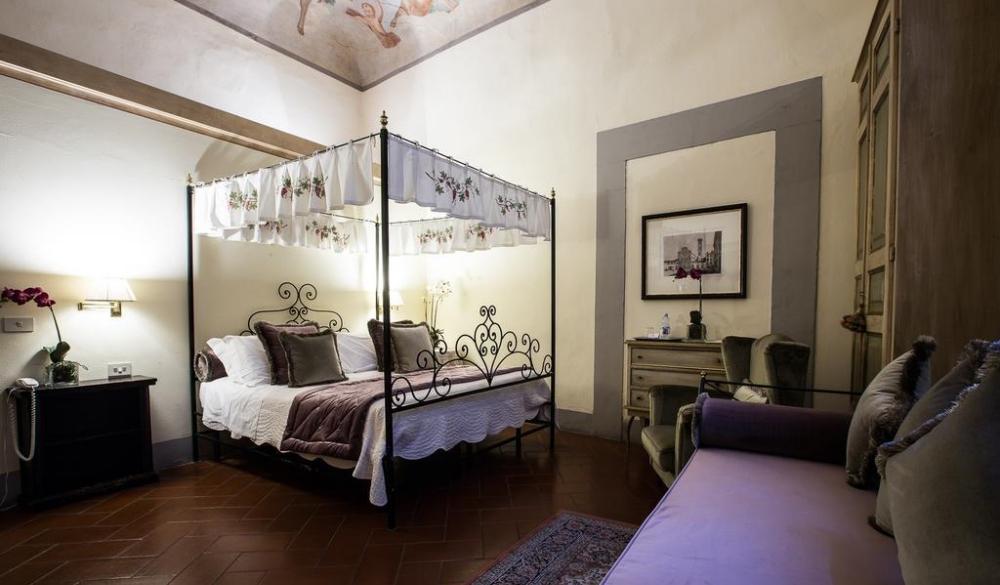 Hotel Burchianti, Florence, Ital, haunted hotels