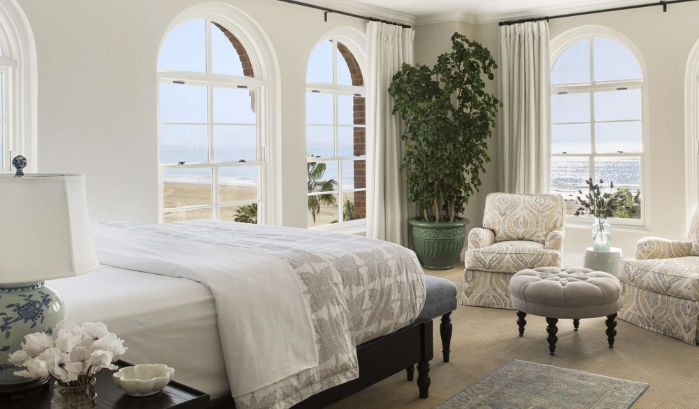 Hotel Casa Del Mar, Santa Monica, seaside hotel