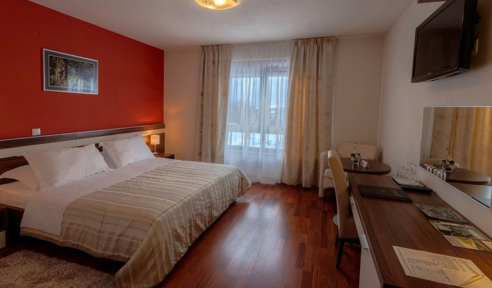 Hotel Degenija, best hotel for europe's lake getaways
