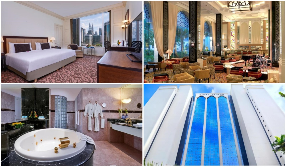 Hotel Istana Kuala Lumpur City Centre, hotels with pools